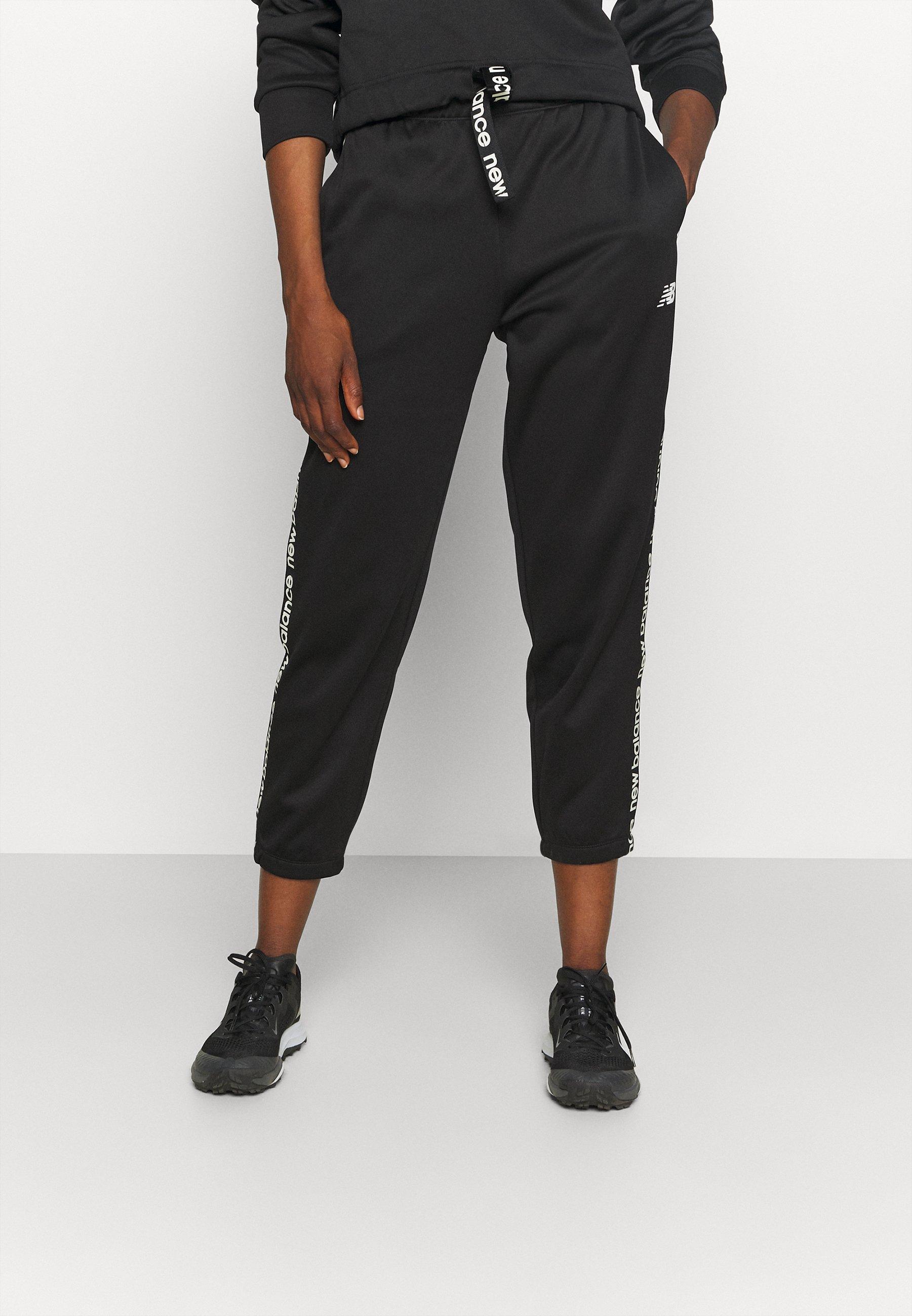 Femme RELENTLESS TRAIN PANT - Pantalon de survêtement - black