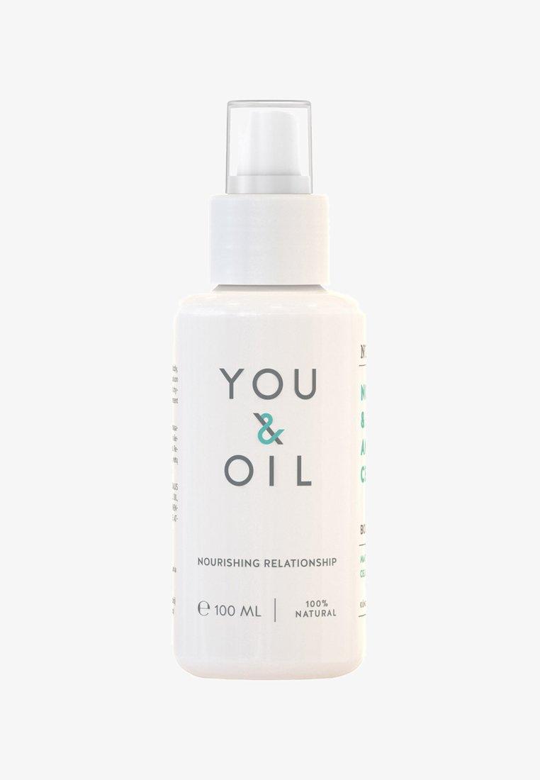 YOU & OIL - BODY OIL NOURISH & BALANCE ANTI CELLULITE 100ML - Body oil - -