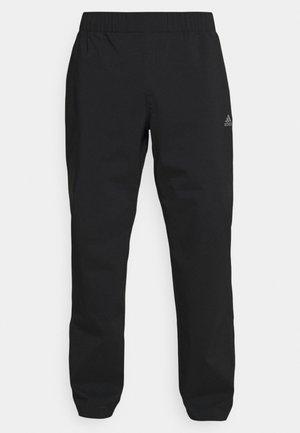 PROVISIONAL PANT - Trousers - black