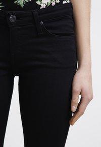 Lee - SCARLETT - Jeans Skinny Fit - black - 4