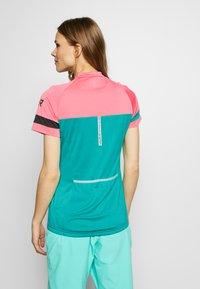 Rukka - RUOVESI - T-Shirt print - green - 2