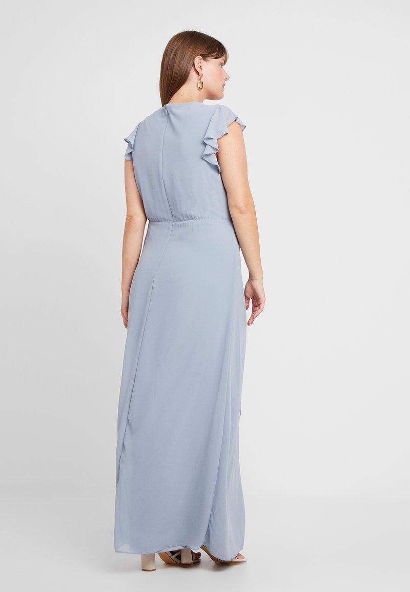 juba - cocktailkleid/festliches kleid - grey blue