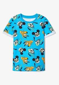 Name it - DISNEY - T-shirt print - hawaiian ocean - 3