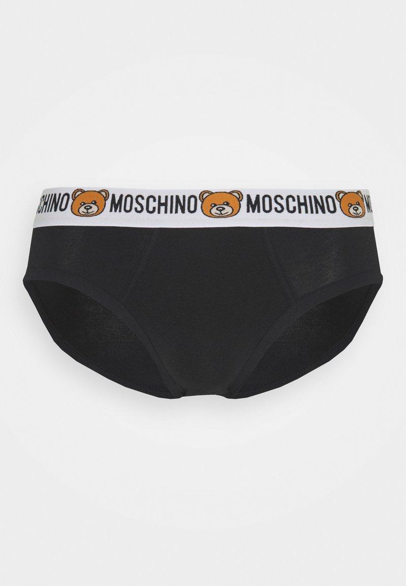 Moschino Underwear - BRIEF - Underbukse - black
