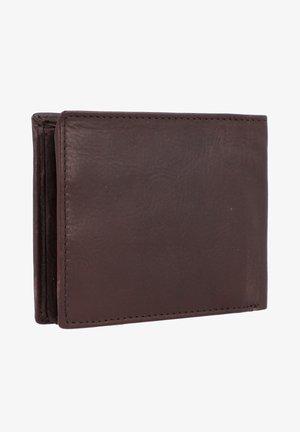 BARRY GELDBÖRSE RFID LEDER 12 CM - Portefeuille - brown
