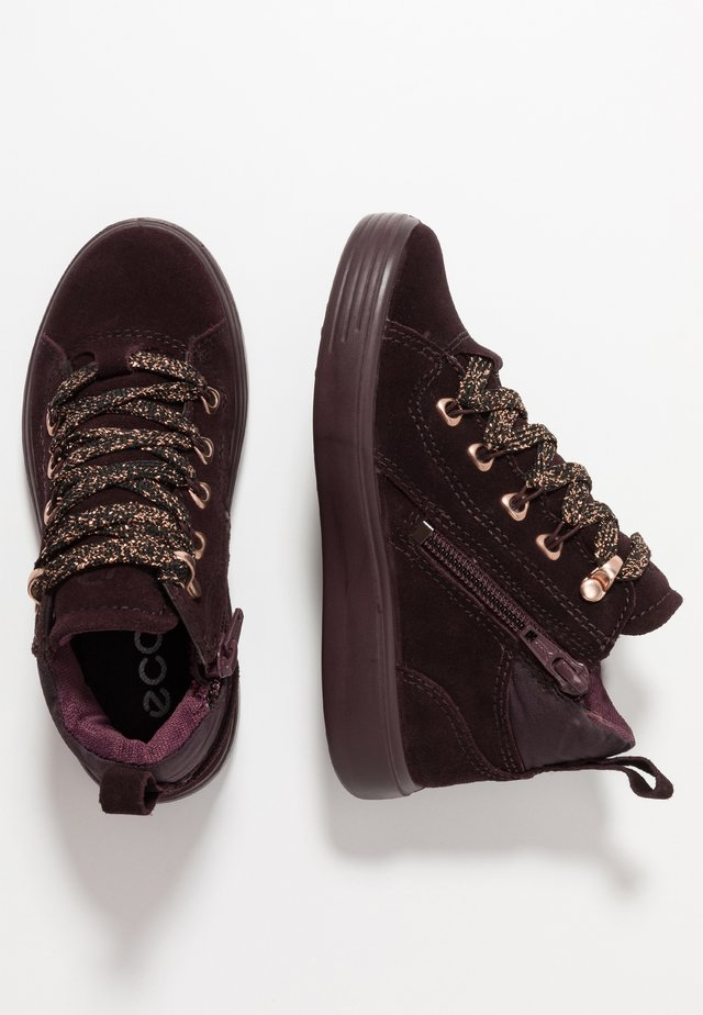 S7 TEEN - High-top trainers - fig