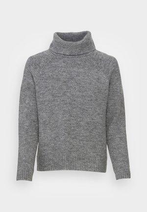 Jumper - mottled grey