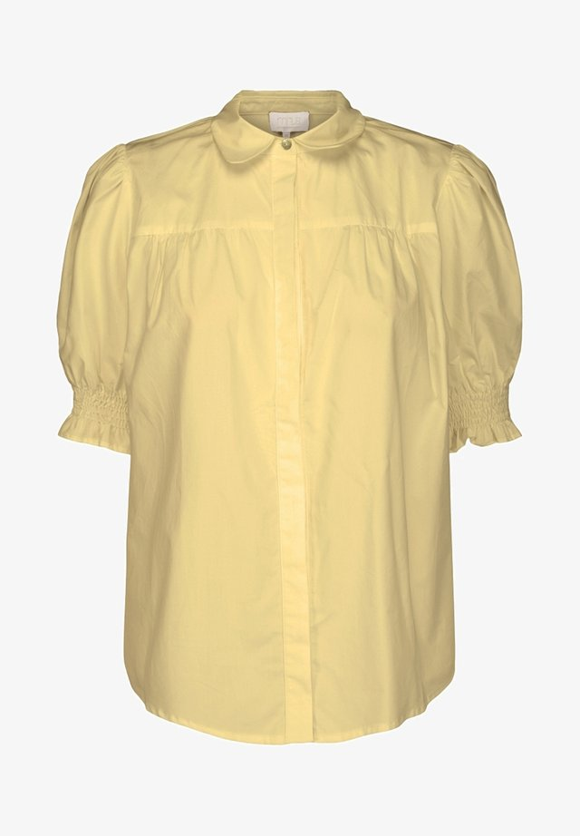 ALETTE  - Overhemdblouse - cornbutter