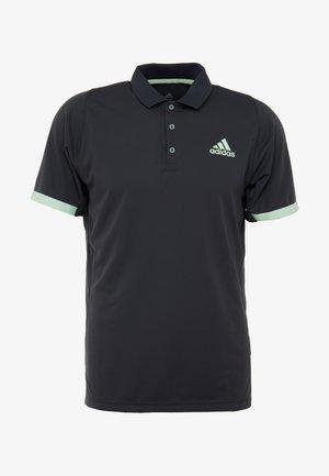Sports shirt - carbon/glow green