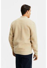 WE Fashion - Fleece jacket - beige - 2