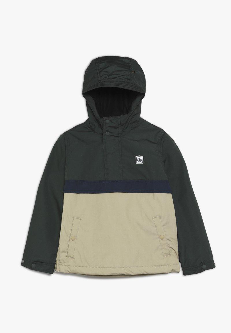 Element - BARROW 3TONES BOY - Outdoor jacket - desert khaki