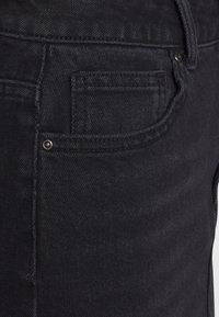 ONLY Tall - ONLEMILY LONG SKIRT - Falda de tubo - black - 2