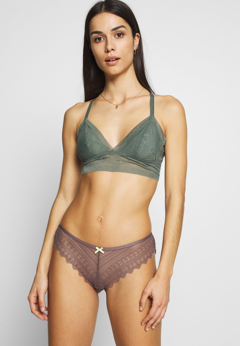 aerie - POP STRAPPY PAD - Bustier - royal palm