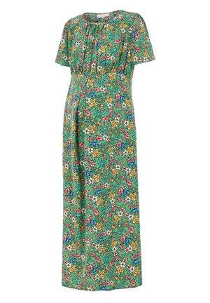 Vestido informal - emerald