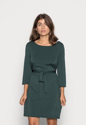 VIEBONI DRESS - Jersey dress - darkest spruce