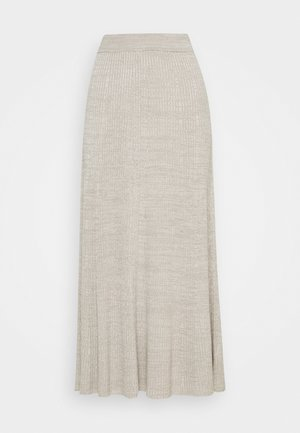 SKIRT - A-line skirt - ash grey