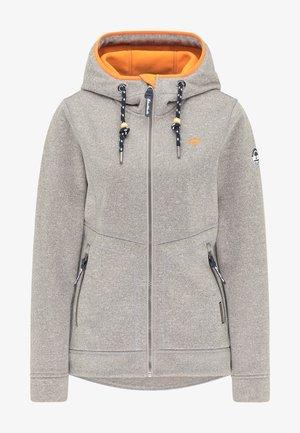 Outdoor jakke - grau melange