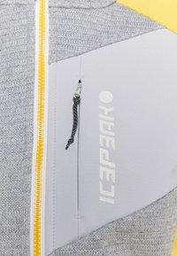 Icepeak - DAHLONEKA - Softshellová bunda - abricot - 2