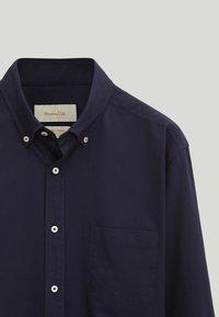 Massimo Dutti - REGULAR-FIT - Formal shirt - blue-black denim - 2