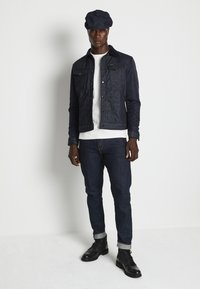 G-Star - ARC 3D SLIM PADDED - Spijkerjas - kir denim/raw denim