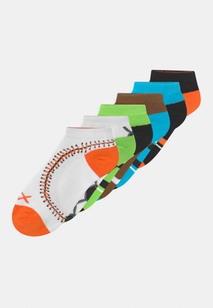 BOYS SEASONAL SNEAKER 6 PACK - Socks - white