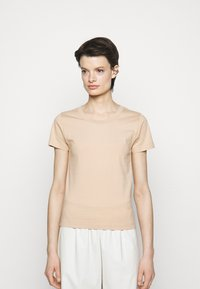 MM6 Maison Margiela - 3 PACK - Camiseta estampada - white/beige - 1