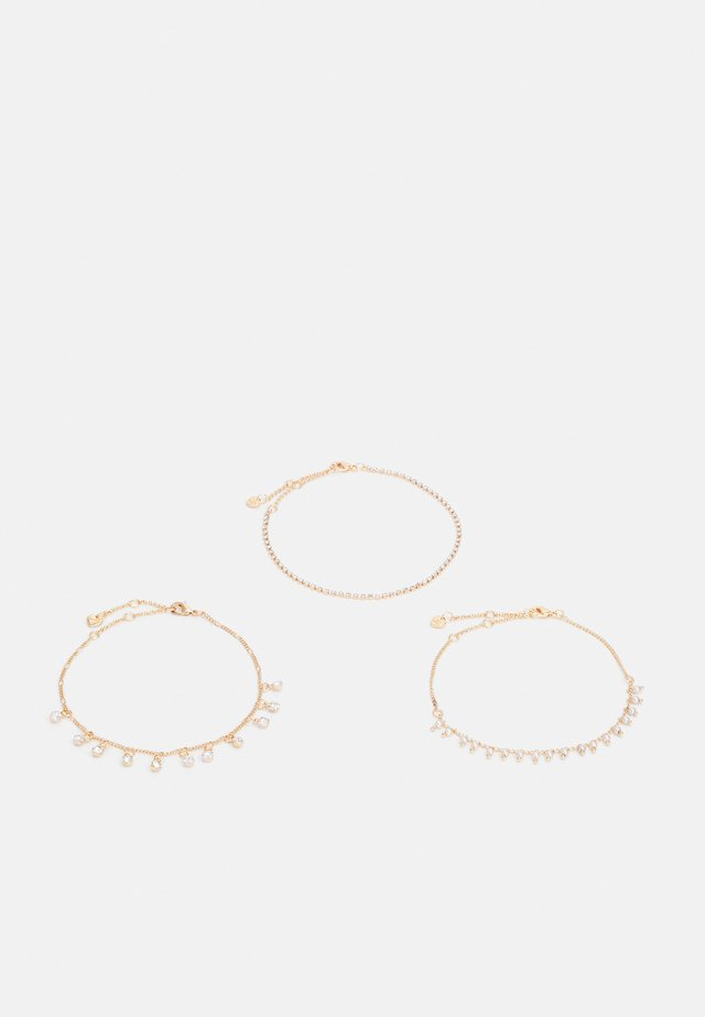 NYDILALLAN 3 PACK - Bracciale - gold-coloured