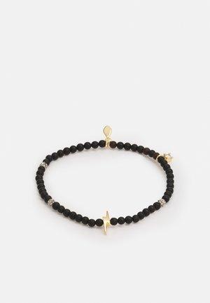 STRETCH BRACELET LIGHTNING BOLT - Bracelet - black