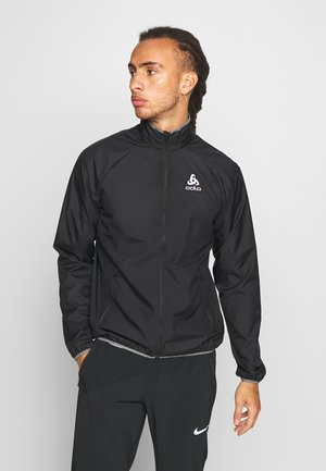 JACKET ELEMENT LIGHT - Hardloopjack - black