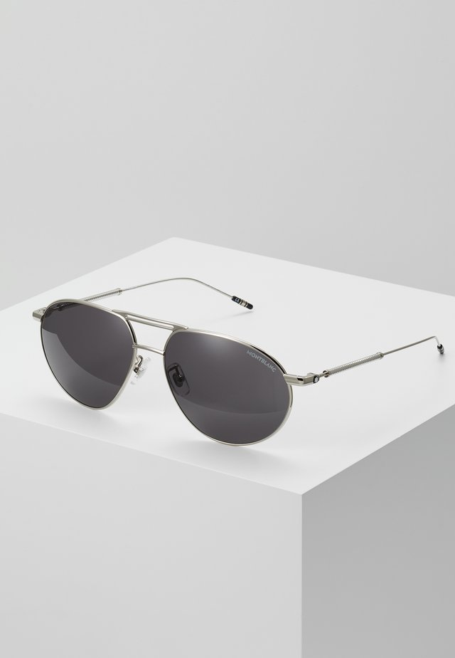 Sonnenbrille - silver-coloured/grey