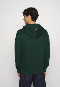 Pier One - Zip-up hoodie - dark green - 2