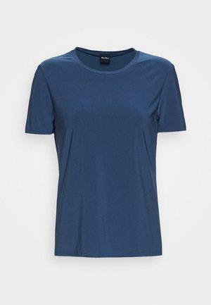 VALETTE - Basic T-shirt - blau