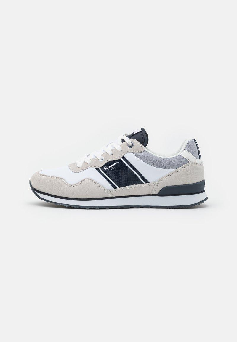 Pepe Jeans - CROSS 4 SAILOR - Zapatillas - white