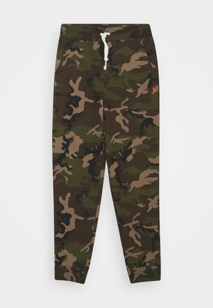 BOTTOMS PANT - Tracksuit bottoms - green