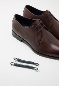 Ted Baker - SUMPSA DERBY SHOE - Stringate eleganti - brown - 5