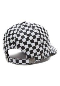 Vans - WM HIGH STANDARD HAT - Cap - black/white checkerboard - 2