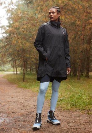 TERREX FREE HIKER COLD.RDY - Scarponi da trekking - focus blue/halo blue/core black