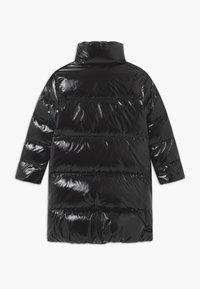 Calvin Klein Jeans - GLOSSY  PUFFER  - Donsjas - black - 1