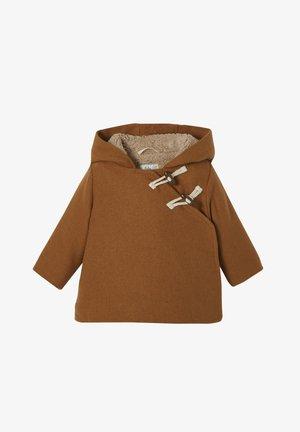 WICKELOPTIK - Winter jacket - braun