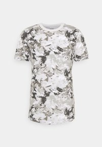 Jack & Jones - JCOBO TEE CREW NECK - Print T-shirt - lunar rock - 3