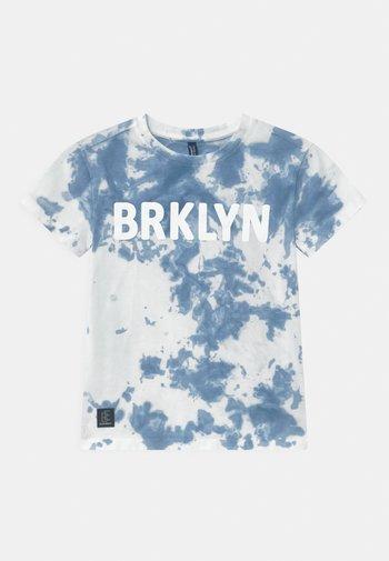 BOYS - Print T-shirt - blau