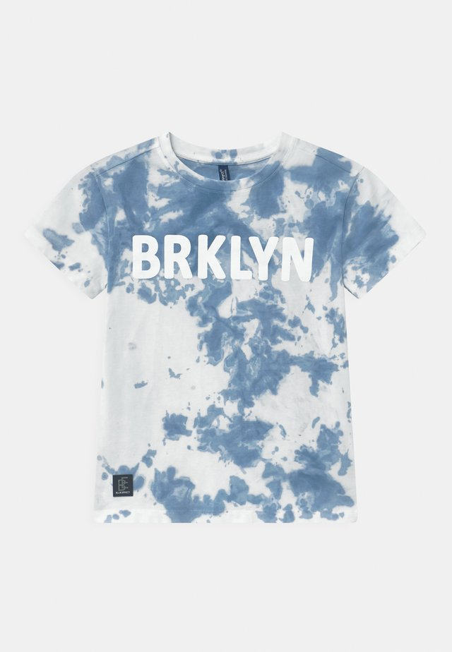 BOYS - Printtipaita - blau