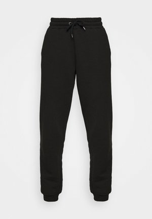 KARDI PANTS - Tracksuit bottoms - black
