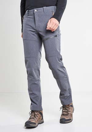 AHLEN - Outdoor trousers - dunkel grau