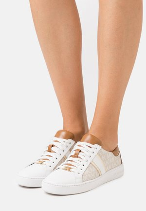 KEATON STRIPE  - Sneakers laag - natural metallic