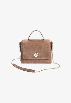 Handbag - noisette