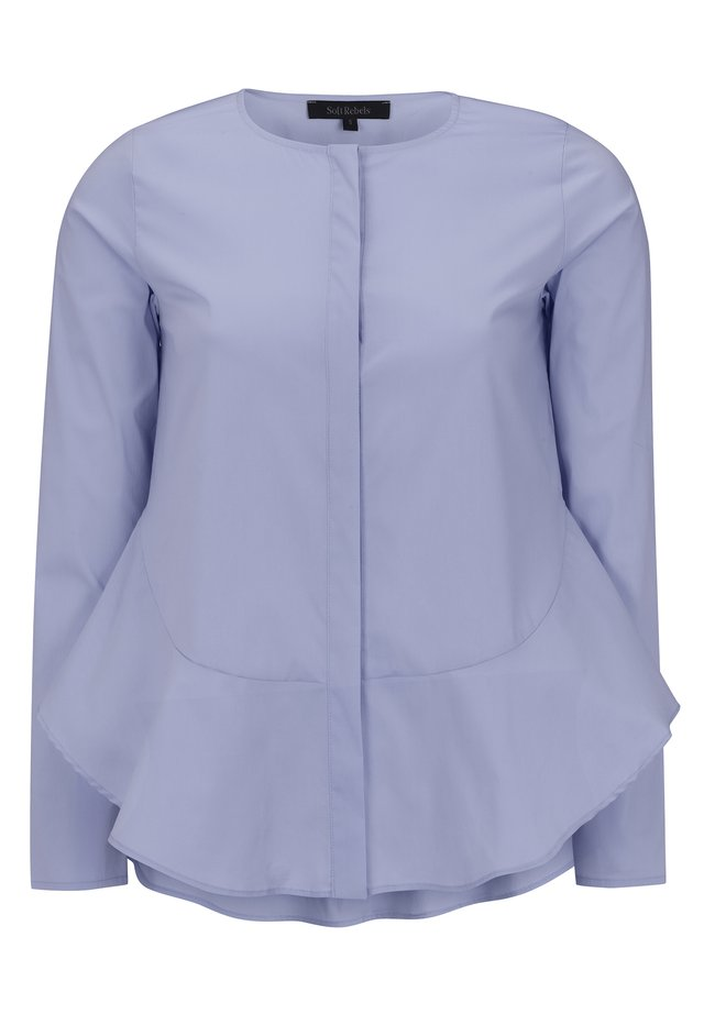 Blouse - 241 cashmere blue