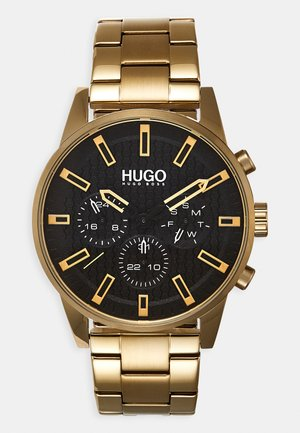 #SEEK - Watch - gold-coloured
