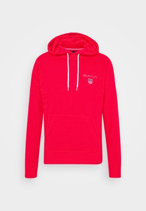 MEDIUM SHIELD HOODIE - Huppari - bright red