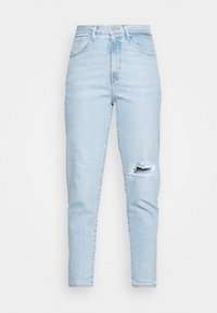 Levi's® - HIGH WAISTED TAPER - Jeans Tapered Fit - light-blue denim - 4